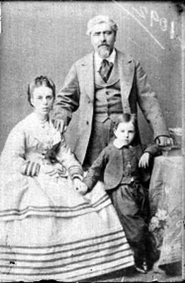 Familia, retrato