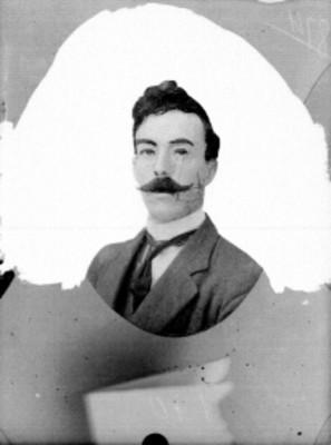 Adolfo Villaseñor, diputado, retrato