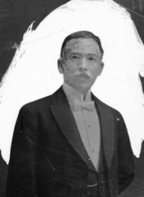 Hombre, retrato