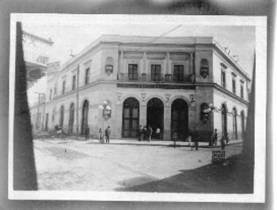 Teatro Iturbide, fotografía