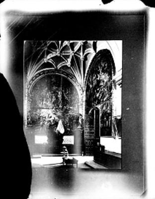 Sacristia del Sagrario, interior, fotografía