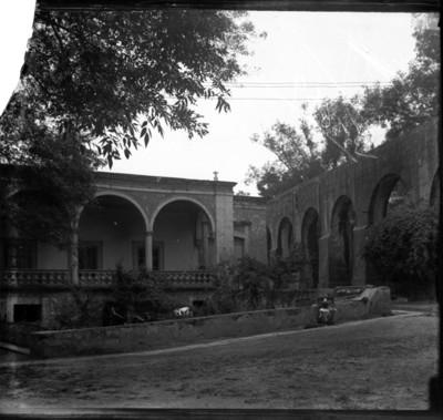 Casa de los Remedios, vista parcial
