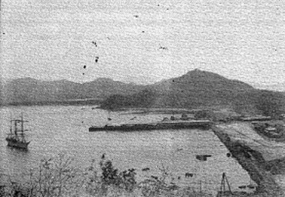 Muelle Manzanillo