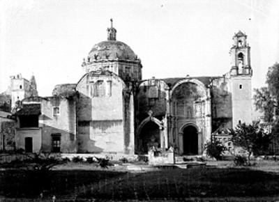 Iglesia del Tercer Orden de Carmelitas, fachada