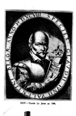 Claude Le Jeune, músico, publicación