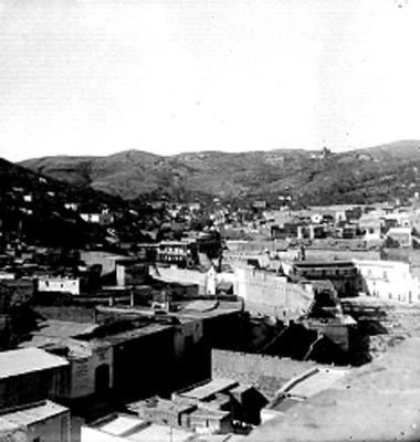 Hacienda de Pedro, vista parcial