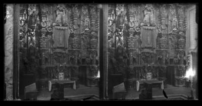 Altar de una parroquia