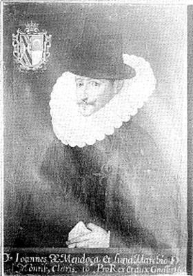 Don Juan Mendoza y Luna, retrato