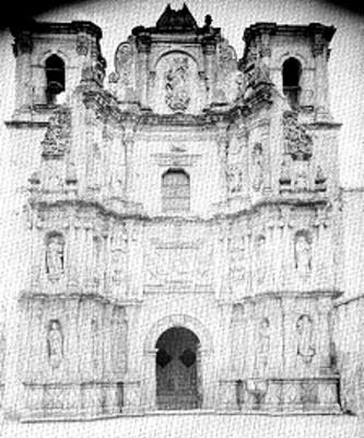 Basílica de Nuestra Señora de la Soledad, fachada