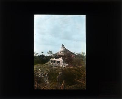Observatorio de El Caracol en Chichén Itzá