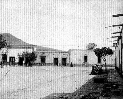 Casa en que se hospedó Miguel Hidalgo