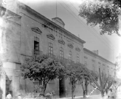 Casa que habitó Miguel Hidalgo, fachada
