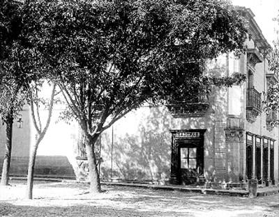 Casa de Ignacio Allende, fachada