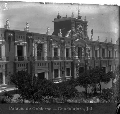 Palacio de Gobierno. Guadalajara, Jal