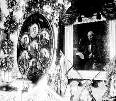 Antigua recámara de la casa de Miguel Hidalgo, vista parcial