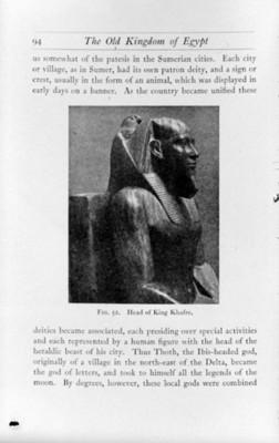Cabeza del Rey Khafre, escultura, reprografía