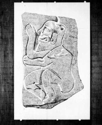 Estela con figura antropomorfa, publicación