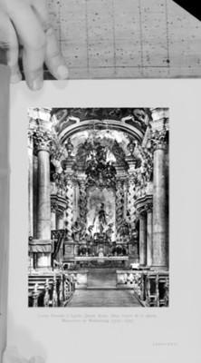 Altar Mayor de la Iglesia Monasterio de Weltemburg, reprografía