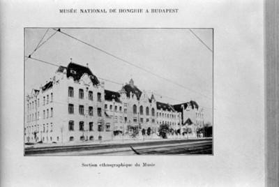 Museo Nacional de Budapest, reprografía