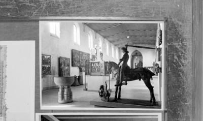 Exposición arte cristiano, reprografía