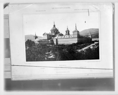 """""""Escorial. Real Palacio y Monasterio"""", reprografía"""