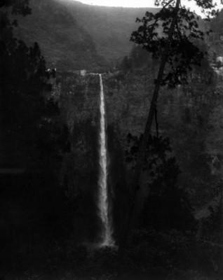 Cascada, paisaje