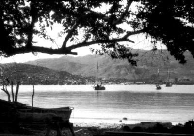 Bahía de Acapulco, panorámica
