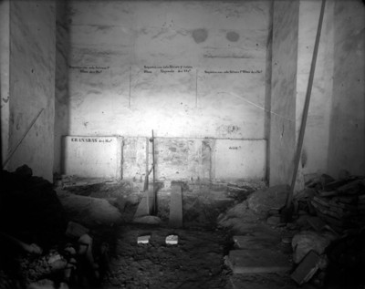 Ruinas del Fuerte de Loreto