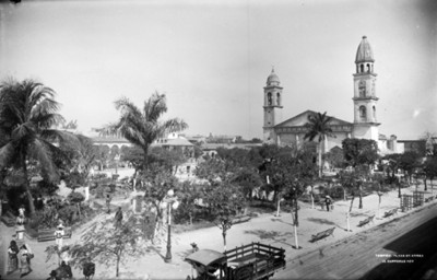 Plaza de Armas, vista parcial
