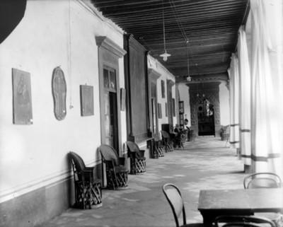 Casa habitación, interior