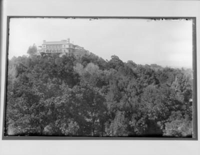 Castillo de Chapultepec, vista panorámica