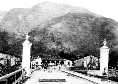 Estación del ferrocarril en Nogales