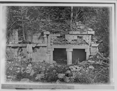Templo en zona arqueológica