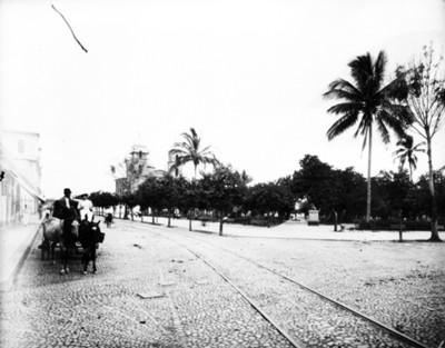 Alameda, vista parcial