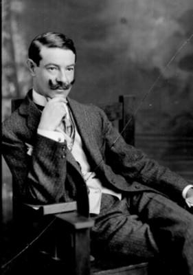 Antonio del Valle Arizpe, retrato