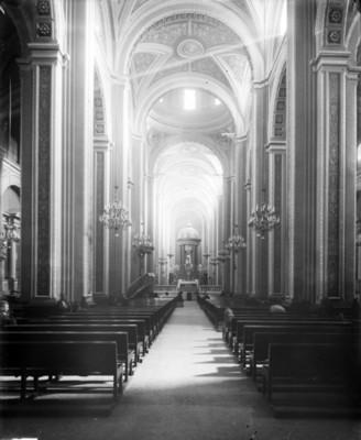 Catedral, interior