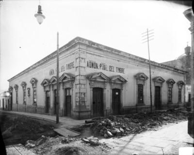 Casa reformada de donde salió José María Morelos y Pavón, fachada