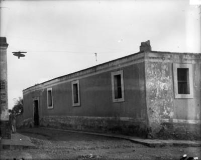Casa donde vivió Anastacio Bustamante