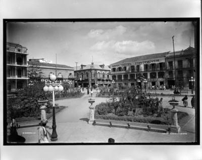 Plaza de la libertad, panorámica
