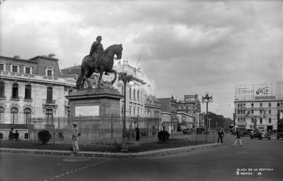 """""""Plaza de la Reforma"""", vista general"""