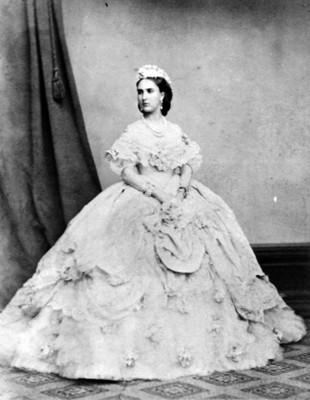 Carlota Amalia de Habsburgo, retrato