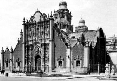 Sagrario Metropolitano, fachada