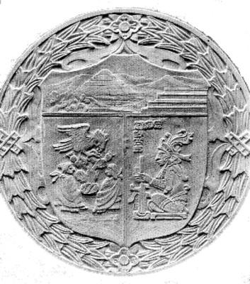 Moneda conmemorativa a los 50 años del Museo Nacional
