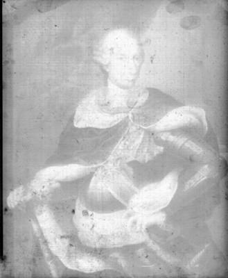 Carlos III, Rey de España, pintura al óleo