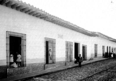 Casa donde nació Sebastián Lerdo de Tejada, fachada