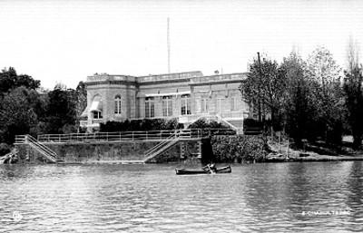 Casa del Lago de Chapultepec