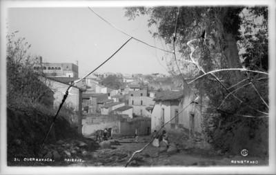 Cuernavaca, vista panorámica