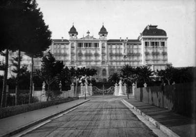 Palacio, fachada