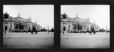 Palacio, fachada, vista lateral