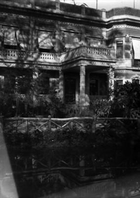 Residencia Azurmendi, fachada principal